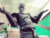 """مسلسل The Witcher يستعين بـ""""ملك الليل"""" من GOT لتأدية مشاهد القتال"""