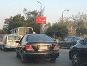 اضبط مخالفة.. سيارة مطموسة اللوحة المعدنية بطريق النصر محافظة القاهرة