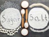 أيهما أسوأ لصحتك الإفراط فى تناول الملح أم السكر ؟.. اعرف الإجابة
