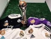شعار بطل العالم يغيب عن قميص ريال مدريد اليوم لأول مرة منذ 3 سنوات