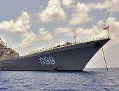 """شاهد.. روسيا تستعد لاختبار """"أخطر سفينة حربية"""" العام المقبل"""