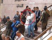 """إيداع """"راجح"""" سجن وادى النطرون بعد الحكم بسجنه 15 عاما فى قضية """" ضحية الشهامة"""""""