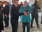 صور.. ضبط 76 حالة إشغال طريق وغلق 5 محلات مخالفة شرق الإسكندرية