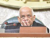 رئيس البرلمان يطالب الحكومة بتيسير إجراءات التصالح على مخالفات البناء