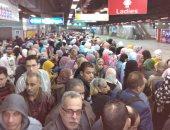 المترو: حركة قطارات الخط الثالث منتظمة.. ولم تشهد أعطال