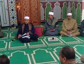إطلاق مسابقة أفضل عامل نظافة بمساجد مدينة البياضية فى الأقصر