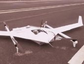طائرة بدون طيار وقودها الكحول تسجل رقما قياسيا فى الجو
