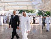محمد بن زايد يستقبل رئيس إريتريا لبحث العلاقات الثنائية بين البلدين