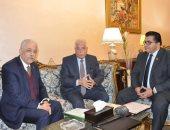 محافظ جنوب سيناء يلتقي وزير التربية والتعليم لعرض مطالب المحافظة
