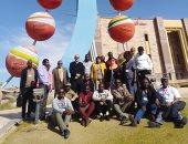 المركز الثقافى الإفريقى فى أسوان يستقبل 19 متدربا من 8 دول إفريقية