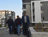"""نائب رئيس""""هيئة المجتمعات العمرانية الجديدة"""" يتفقد مشروعات القاهرة الجديدة"""