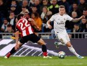 """ريال مدريد ضد سلتا فيجو.. الريال يتعادل 1-1 بأقدام كروس من جملة رائعة"""" فيديو"""""""