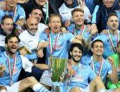 لاتسيو بطل كأس السوبر الإيطالي للمرة الخامسة في تاريخه
