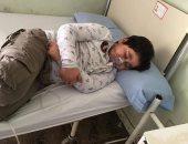أب يناشد وزارة الصحة الموافقة على سفر ابنه لإجراء جراحة زراعة الرئة