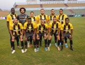 فيديو.. سيف الدين الجزيرى يتقدم للمقاولون أمام مصر فى الدقيقة 14