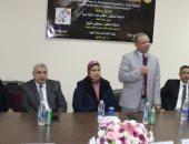 نائبا رئيس جامعة طنطا يشيد بالنشاط العلمى وجودة الخدمات العلاجية بطب الأسنان