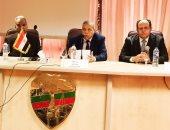 رئيس هيئة النيابة الإدارية يفتتح الندوة التدريبية لآليات مواجهة الفساد