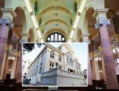 ترميم المعبد اليهودى بالإسكندرية تمهيدا لافتتاحه فى يناير المقبل