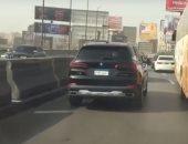 فيديو.. كثافات مرورية أعلى كوبرى أكتوبر من مطلع صلاح سالم حتى رمسيس