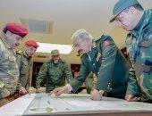 حفتر يلتقى قادة محاور القتال بطرابلس لمتابعة سير العمليات العسكرية بالعاصمة