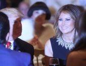 """ترامب وميلانيا يحتفلان بـ""""الكريسماس"""" فى منتجع بالم بيتش بفلوريدا"""