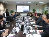 وزيرة البيئة تبحث تنفيذ مشروع بالتعاون مع البنك الدولى لمواجهة تلوث الهواء بالقاهرة
