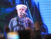 آلاف المصريين يختتمون احتفالاتهم بذكرى استقرار رأس الحسين