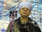 """ياسين التهامى يرد على شائعة وفاته من أمام مسجد الحسين: """"أنا حى أرزق"""".. فيديو"""