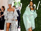 صور.. تطور أزياء ريهانا خلال 10 سنوات.. اختيارات جريئة جعلتها أيقونة للموضة
