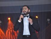 تامر حسني يحيى حفلا غنائيا في جدة السبت المقبل