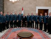 عون يستقبل قادة الجيش وأمن الدولة والداخلية لتهنئته بمناسبة أعياد الميلاد