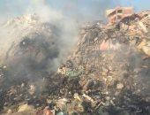 شكوى من انتشار القمامة والأوبئة بشارع مجمع المدارس بالوراق العرب