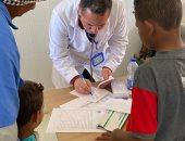 رئيس جامعة طنطا: قدمنا رعاية طبية لـ 1425 مواطن بحلايب وشلاتين وأبو رماد