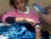 وزيرة التضامن توجه بتقديم الرعاية لطفله بعد حبس والدها بتهمة تعذيبها