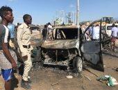حركة الشباب تعلن مسؤوليتها عن الانفجار الذي وقع خارج قاعدة عسكرية صومالية