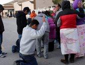 وفد من الاتحاد الأوروبى يتفقد الحدود اليونانيه غدا بسبب أزمة المهاجرين
