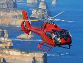 استئناف البحث عن الضحية السابعة فى حادث تحطم طائرة هليكوبتر فى هاواى