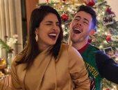 فيديو وصور.. تعرف على هدية نيك جوناس لزوجته بريانكا شوبرا فى الكريسماس