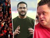 الدكش يكشف ما فعله جمهور الاهلي بلقاء بلاتنيوم وما فعله الشيخ مع امح