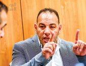 أحمد بلال: عندما يتحدث وليد صلاح عبداللطيف عنى لازم يفهم إنه بيتكلم عن هداف مصر الأول
