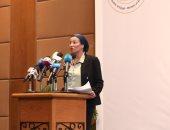"""وزيرة البيئة تطلق """"اتحضر للأخضر"""" لنشر الوعى البيئى.. وتؤكد: لتغيير السلوكيات"""