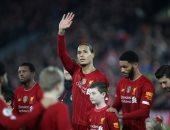 فان دايك يتحدث عن الأرقام القياسية للريدز بعد مباراة توتنهام ضد ليفربول