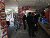 رئيس جهاز الشروق: حملات ليلية ونهارية لإزالة التعديات وضبط المخالفات بالمدينة