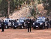 صور.. الشرطة تفرض سيطرتها لتأمين المدن الجديدة بارتكازات ثابتة ومتحركة
