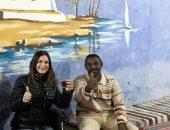 صور.. المستشارة الثقافية لسفارة البرتغال تختتم زيارتها لجامعة أسوان