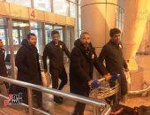 بعثة الزمالك تصل مطار القاهرة قادمة من زامبيا بعد تعادلها مع زيسكو