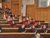 صور.. أكاديمية الشرطة تستقبل الملتقى الأول لطلاب كليات الحقوق بجامعات مصر