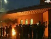 تجدد الاحتجاجات فى 3 محافظات عراقية وأنباء عن وقوع قتلى وجرحى