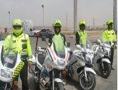 إدارة المرور تضبط 5016 مخالفة على الطرق السريعة خلال 24 ساعة