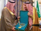المنظمة العربية للهلال والصليب الأحمر تمنح الملك سلمان قلادة أبى بكر الصديق
